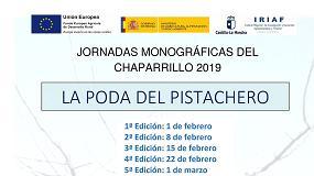 Foto de El Chaparrillo pone en marcha sus jornadas monográficas de poda en pistachero