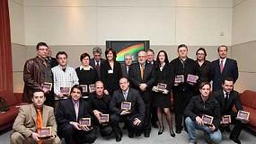 Fotografia de Graphispag Digital 2009 acollirà la sisena edició dels Premis Marc d'Or