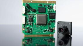 Foto de Congatec, fusión de tecnologías de informática y visión embebidas