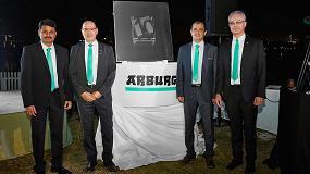 Foto de La filial en EAU de Arburg celebra su décimo aniversario