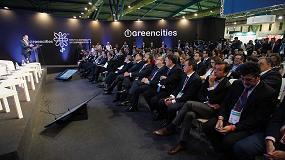 Foto de Greencities 2019, epicentro del debate sobre la gestión urbana inteligente y sostenible