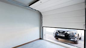Foto de Giménez Ganga presenta su nueva puerta para garajes PS-300