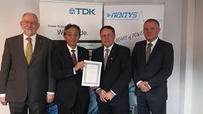 Foto de TDK-Lambda adquiere Nextys SA para ampliar su presencia en el mercado de fuentes de alimentación de carril DIN