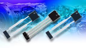 Foto de Avanzados sensores de velocidad de transmisión de Allegro MicroSystems