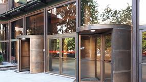 Foto de Grupsa instala sus puertas Rotary en los edificios más respresentativos