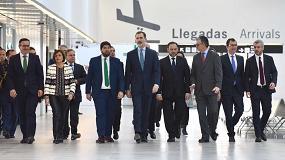 Foto de Inaugurado el nuevo Aeropuerto Internacional Región de Murcia