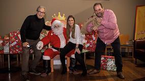 Foto de Persycom reúne a todos sus trabajadores en una fiesta de Navidad inolvidable