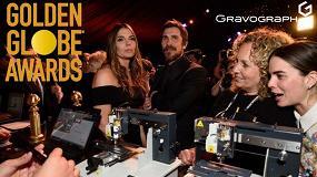 Foto de Gravograph, protagonista en los Globos de Oro 2019