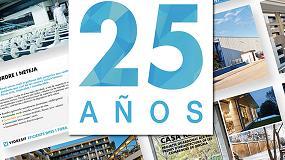 Foto de Vidresif celebra su 25 aniversario con grandes proyectos