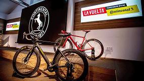 Foto de Continental asciende a Patrocinador Principal de La Vuelta