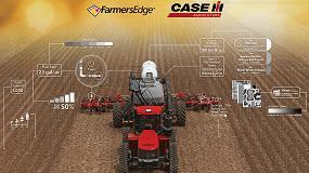 Foto de Case IH establece un acuerdo con la agrotecnológica Farmers Edge