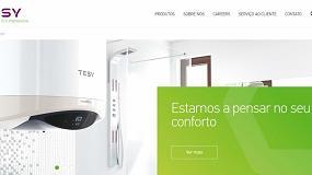 Foto de Tesy lanza nueva página web para Portugal