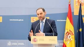 Foto de Los Presupuestos 2019 previstos para el Ministerio de Fomento ascienden a 9.973 millones de euros