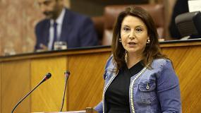 Foto de Carmen Crespo es la nueva consejera de Agricultura de la Junta de Andalucía