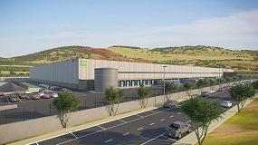 Foto de Inmoking Real Estate Asesora a Goodman en el arrendamiento de su proyecto logístico a Seur en Illescas