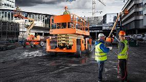 Foto de Las soluciones urbanas de JLG llegan a Europa Occidental