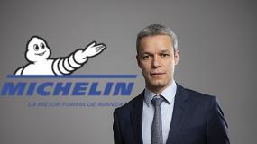 Foto de J. Bruno Arias Pérez, nuevo director de la fábrica de Michelin en Valladolid