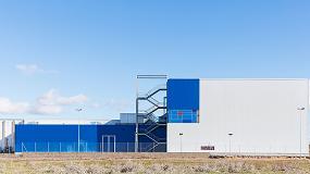 Foto de Inbisa Construcción concluye la ampliación de la fábrica de Lácteas del Jarama en Fuente el Saz de Jarama (Madrid)