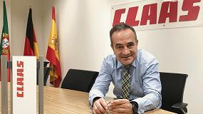Foto de Entrevista a José Ignacio Vega, director general de Claas Ibérica