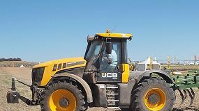 Foto de La alta potencia salva el mercado de tractores en Reino Unido
