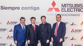 Foto de Mitsubishi Electric culmina la celebración de sus cuarenta años en España