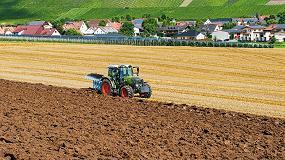 Foto de El mercado alemán de tractores sufre un correctivo