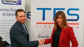 Foto de Casmar y Titan Fire System firman un nuevo acuerdo de distribución