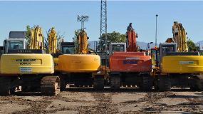 Foto de Moicano Rent analiza el mercado de alquiler de maquinaria para la construcción