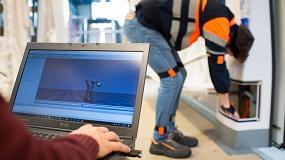 Foto de Eurecat lidera un proyecto tecnológico europeo para la colaboración hombre-robot en la industria