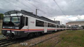 Foto de BTren, formada Bombardier y Renfe, mantendrá 92 trenes de Cercanías de Renfe
