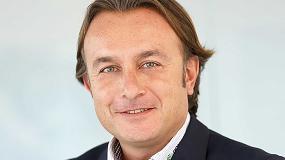 Foto de Manuel Hernández Frade, nuevo business manager de la división Digital Printing de Domino para Latinoamérica