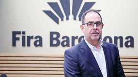 Foto de Jordi Bernabeu, director de Markem-Imaje en el mercado ibérico, nuevo presidente de Hispack