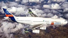 Foto de Airbus reducirá las emisiones de CO2 gracias a un ala laminar desarrollada junto a Aritex y Eurecat