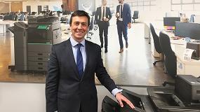 Foto de Toshiba ficha a Jesús Contreras como director de la unidad de negocio de impresión en España