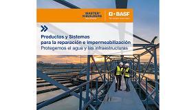 Foto de BASF presenta sus productos en impermeabilización para estructuras de agua en Smagua