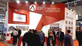 Foto de AR Racking estará de nuevo presente en LogiMAT