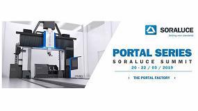 75175be4df4a6 Soraluce presentará la nueva gama de máquinas pórtico durante el Soraluce  Summit 2019