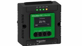 Foto de Schneider Electric lanza el sistema de ventilación inteligente ClimaSys