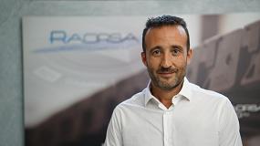 Foto de Entrevista a Rafael Ortega, director general de Raorsa