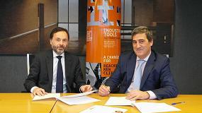 Foto de Industry Tools by Ferroforma firma un acuerdo de colaboración con Asefi
