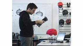 Foto de Escaneado 3D en la gestión del ciclo de vida útil del producto