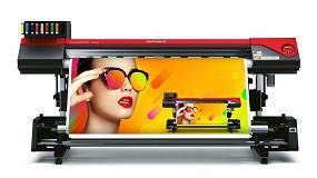 Foto de Color, personalización y creatividad en el stand de Roland DG en Graphispag 2019