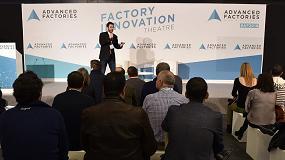 Foto de Advanced Factories abre las candidaturas para el Industry Start-Up Forum