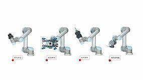 Foto de Gimatic lanza su gama de kits de integración con cobots de Universal Robots