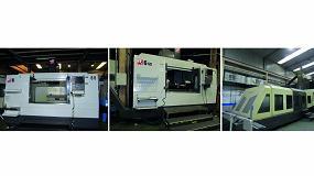 Foto de Subasta Internacional de maquinaria específica para empresas de mecanizado de piezas para el sector Aeroespacial