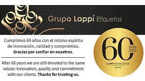 premium selection 516bd e8494 Foto de Grupo Lappí adquiere el farbicante de etiquetas portugués Gráficas  Calipolense, S.A