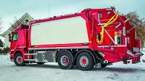 Foto de Geesinknorba AB toma la delantera en el mercado nórdico de gestión de residuos