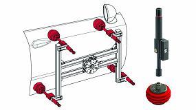 Foto de Gimatic innova con un sistema de presión que se adapta a la forma del producto