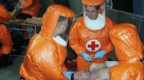 Foto de Equipos de protección individual frente a riesgos biológicos