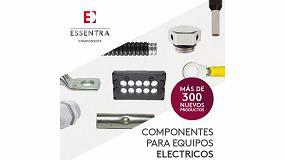 Foto de Essentra Components presenta su nuevo catálogo de Componentes para Equipos Eléctricos